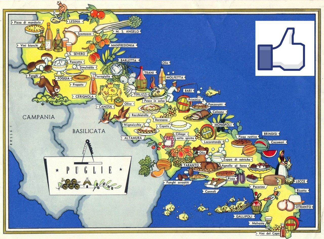 Puglia Cartina Turistica.Molfetta Free Www Molfettafree It